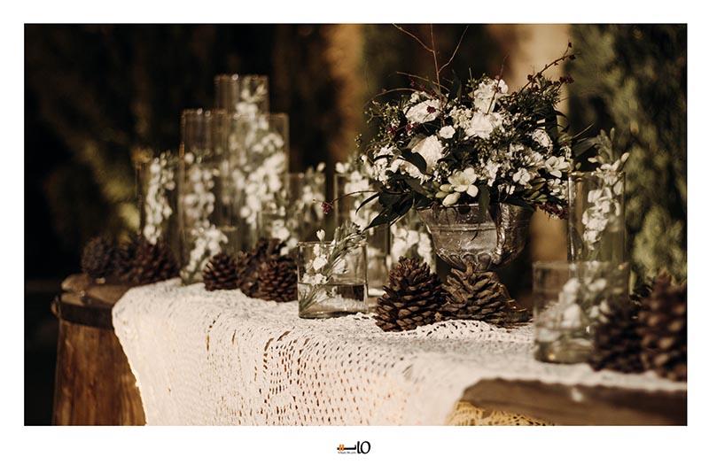 تشریفات مجالس و عروسی مات